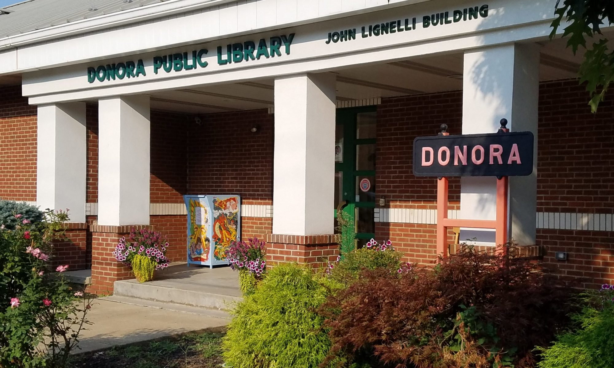 Donora Public Library